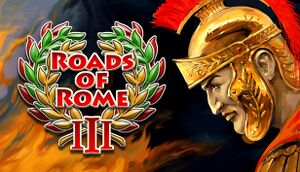 Roads of Rome 3 cover