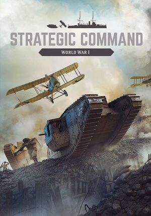 Strategic Command: World War I cover
