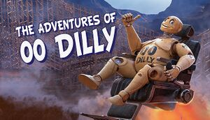 The Adventures of 00 Dilly cover