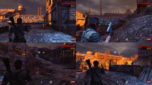 Local co-op in-game screenshot.