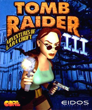 Tomb Raider III: Adventures of Lara Croft cover