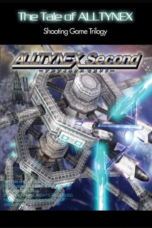 ALLTYNEX Second cover