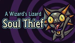 A Wizard's Lizard: Soul Thief cover