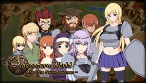 Adventure World cover