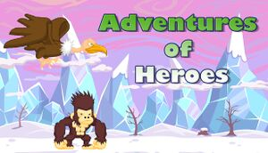 Adventures of Heroes cover