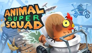 Animal Super Squad cover