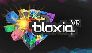 Bloxiq VR cover