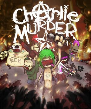Charlie Murder cover