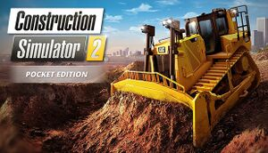 Construction Simulator 2 US - Pocket Edition cover