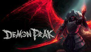 Demon Peak cover