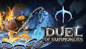 Duel of Summoners cover