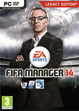 FIFA Manager 14 cover