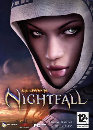 Guild Wars Nightfall cover