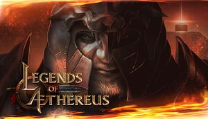Legends of Aethereus cover