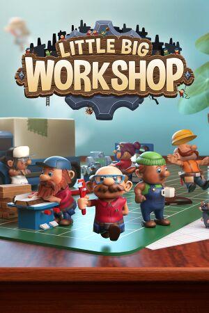 Little Big Workshop cover