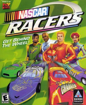 NASCAR Racers cover