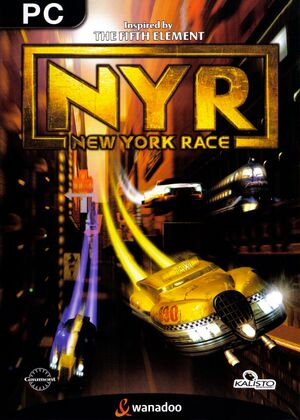 NYR: New York Race cover