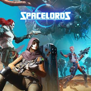 Spacelords cover