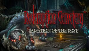 Redemption Cemetery: Salvation of the Lost cover