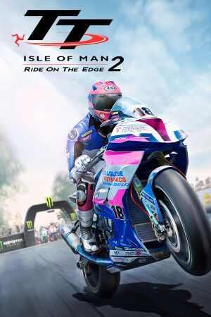 TT Isle of Man: Ride on the Edge 2 cover