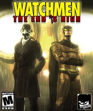 Watchmen: The End is Nigh cover