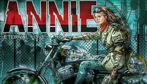 ANNIE: Last Hope cover