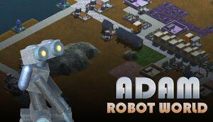 Adam: Robot World cover