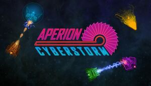Aperion Cyberstorm cover