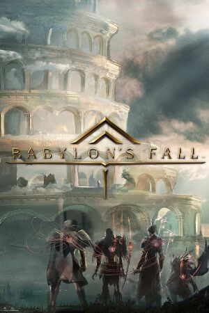 Babylon's Fall cover
