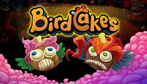 Birdcakes cover