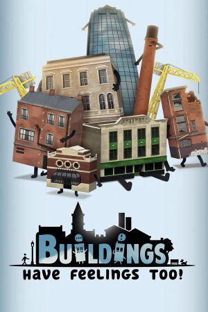 Buildings Have Feelings Too! cover