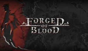Forged of Blood cover