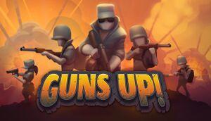 Guns Up! cover