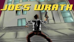 Joe's Wrath cover