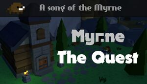 Myrne: The Quest cover