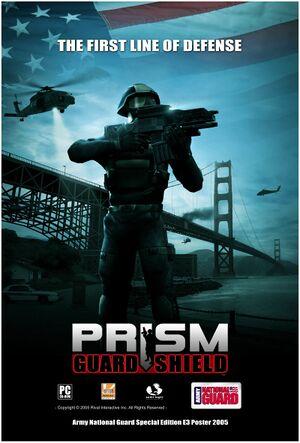 Prism: Guard Shield cover
