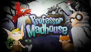 Professor Madhouse cover