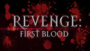 Revenge: First Blood cover