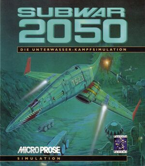 Subwar 2050 cover