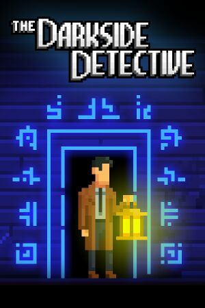 The Darkside Detective cover