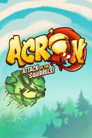 Acron: Attack of the Squirrels! cover