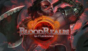 BloodRealm: Battlegrounds cover