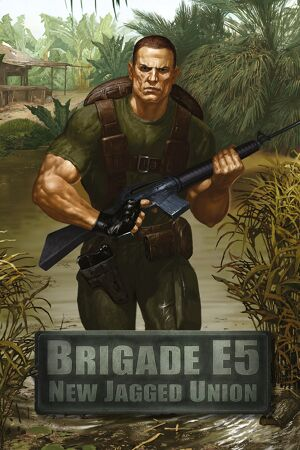 Brigade E5: New Jagged Union cover