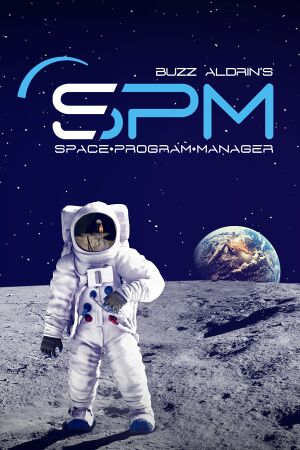 Buzz Aldrin's Space Program Manager cover