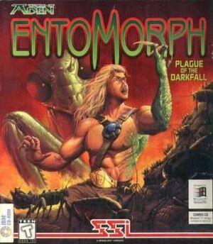 Entomorph: Plague of the Darkfall cover