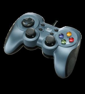 Logitech Rumble Gamepad F510 cover