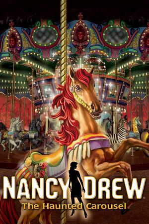 Nancy Drew: The Haunted Carousel cover