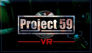 Project 59 cover