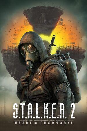S.T.A.L.K.E.R. 2: Heart of Chernobyl cover