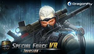 Special Force VR cover